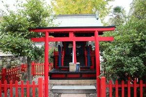 三の丸神社(岸和田市岸城町)10