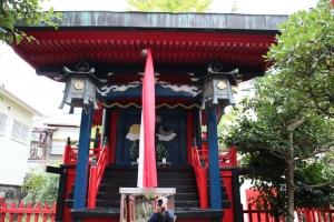 三の丸神社(岸和田市岸城町)15