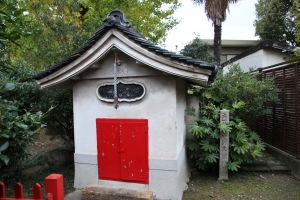 三の丸神社(岸和田市岸城町)18