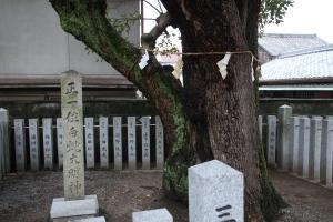 三の丸神社(岸和田市岸城町)19