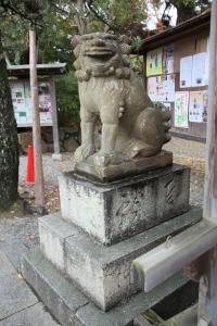 岸城神社(岸和田市岸城町)3