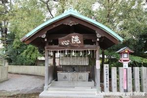 弥栄神社(岸和田市八幡町)16