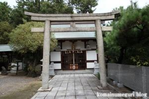 弥栄神社(岸和田市八幡町)39