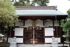 弥栄神社(岸和田市八幡町)40