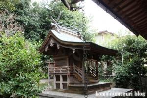弥栄神社(岸和田市八幡町)47