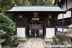 弥栄神社(岸和田市八幡町)49