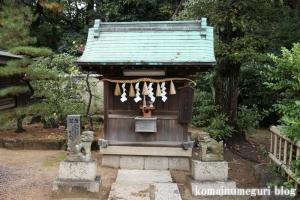 弥栄神社(岸和田市八幡町)63