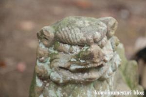 弥栄神社(岸和田市八幡町)72