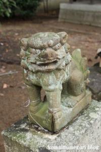 弥栄神社(岸和田市八幡町)65