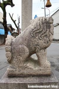 泉穴師神社(泉大津市豊中町)6