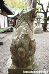 泉穴師神社(泉大津市豊中町)47