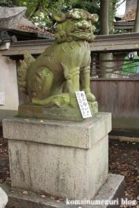 泉穴師神社(泉大津市豊中町)58