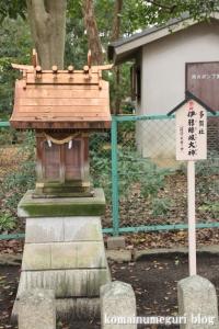 泉穴師神社(泉大津市豊中町)64