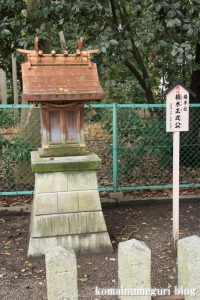 泉穴師神社(泉大津市豊中町)66