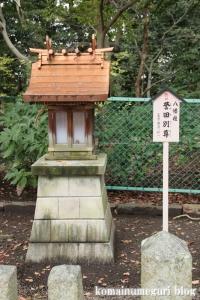 泉穴師神社(泉大津市豊中町)68