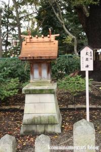 泉穴師神社(泉大津市豊中町)70