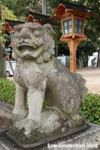 大津神社(泉大津市若宮町)3