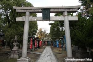 高石神社(高石市高師浜)5