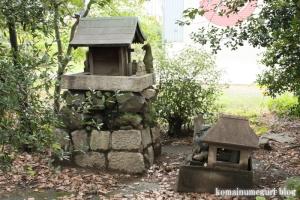 高石神社(高石市高師浜)11