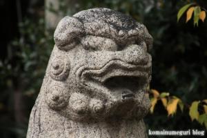 高石神社(高石市高師浜)22