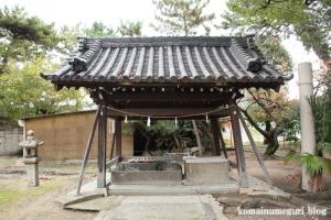 高石神社(高石市高師浜)24