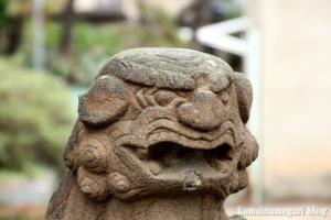 高石神社(高石市高師浜)37