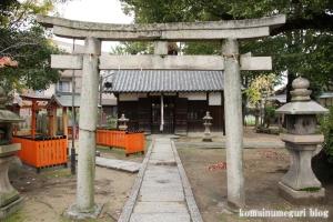 高石神社(高石市高師浜)40