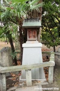 高石神社(高石市高師浜)9