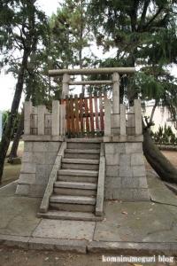 高石神社(高石市高師浜)10