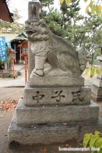 高石神社(高石市高師浜)14