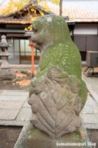 高石神社(高石市高師浜)32