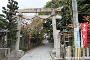 羽衣浜神社(高石市羽衣)1
