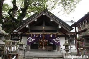 羽衣浜神社(高石市羽衣)6