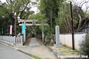 等乃伎神社(高石市取石)1