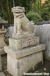 等乃伎神社(高石市取石)5