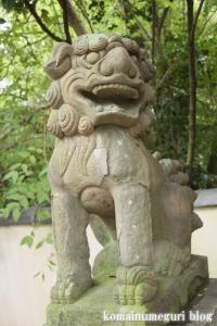 等乃伎神社(高石市取石)14
