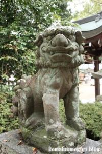 等乃伎神社(高石市取石)17