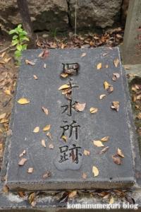 等乃伎神社(高石市取石)20