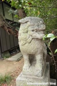 等乃伎神社(高石市取石)22
