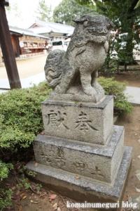 等乃伎神社(高石市取石)25