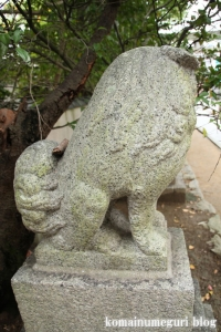 等乃伎神社(高石市取石)23