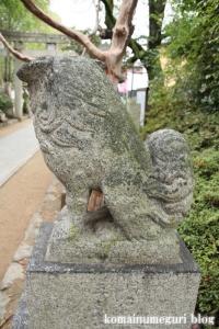 等乃伎神社(高石市取石)27