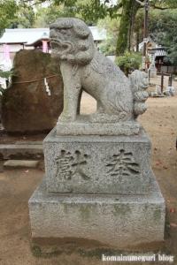 等乃伎神社(高石市取石)30