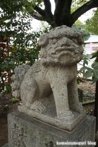 等乃伎神社(高石市取石)35