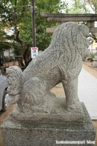 等乃伎神社(高石市取石)32
