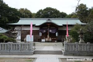 等乃伎神社(高石市取石)40