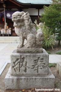 等乃伎神社(高石市取石)42