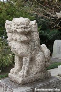 等乃伎神社(高石市取石)43