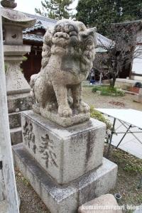 等乃伎神社(高石市取石)46