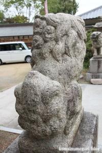 等乃伎神社(高石市取石)45